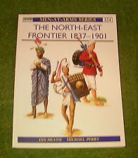 OSPREY MILITARY MEN AT ARMS 324 THE NORTH-EAST FRONTIER 1837-1901