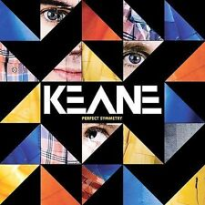 KEANE Perfect Symmetry w Spiralling & The Lovers Are Losing CD Tom Chaplin