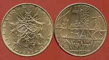 10 francs  mathieu  1984   TRANCHE  A   SPL   ( bis )