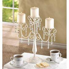 ELEGANT  CANDELABRA CANDLE HOLDER TABLE WEDDING CENTERPIECES NEW~39784