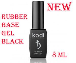 Kodi Professional NEW Natural Rubber Base 12 ml! Pink Beige Rose Ivory ORIGINAL!