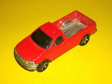 # HOTWHEELS RED 1997 FORD F-150 F150 PICKUP TRUCK LONGBED MADE IN MALAYSIA
