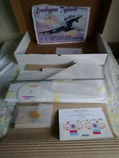 "eurofighter typhoon rc gad green air designs  model kit 32"" LASER CUT"