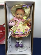 "13� Antique Tonner Effanbee Doll Co. ""Patsy� Repro Vinyl Summer Fair W/ Box #T"