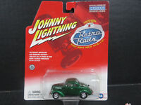 Johnny Lightning Retro Rods  -- 1/64th scale #16 1937 Ford Coupe