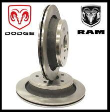 2 Stück hintere Bremsscheiben DODGE RAM 1500 Durango Chrysler Aspen