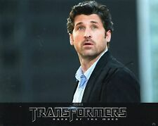 PATRICK DEMPSEY - Signed 10x8 Photograph - FILM - TRANSFORMERS