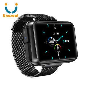 "T91 TWS Wireless Bluetooth Headset Smart Watch 1.4"" Screen Bluetooth 5.0 Black"
