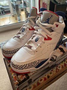 Rare Nike Air Jordan Son Of Mars True Blue New 2013 UK 12 DEADSTOK
