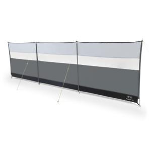 Windbreak Fog Grey Kampa NEW 2021 Camping Caravan