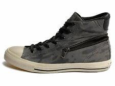 CONVERSE by John Varvatos Charcoal Camo CT Zip Hi Sneakers M 12 / W 14 NWOB