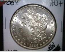 1884  Morgan Silver Dollar - 90% Silver - CHOICE AU