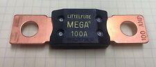 MEGA FUSE 100 (Amp) 32V Made by LITTELFUSE part # 0298100.ZXEH