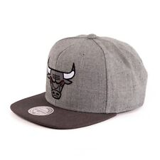 Mitchell & Ness NBA CHICAGO BULLS GORRA SNAPBACK Carbón Gris 93978