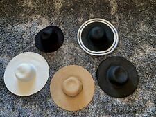 VERY GOOD CONDITION - BUNDLE OF WOMANS HATS