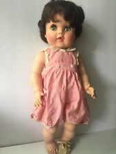 "1950s American Character 21"" Baby Toodles W/Flirty Eyes Green Eyes"