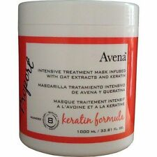 Avena Proport Intensive Treatment Mask Infused w/ Oat Extract and Keratin 1000ml
