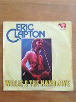 45T vintage ERIC CLAPTON - WILLIE AND THE HAND JIVE
