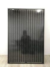 High Efficiency 100W Solar Panel MonoCrystalline Top Quality Caravan Boats Motor