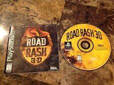 Road Rash 3D  (Sony PlayStation 1, 1998)