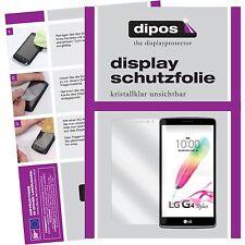 2x LG G4 Stylus Protector de Pantalla protectores transparente