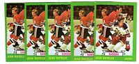1X JEAN RATELLE 1973 74 Topps #73 EX Lots Available NY Rangers