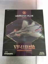 Yamato 1/60 Macross Plus VF-11B Valkyrie with Super Pack MIB New Unused