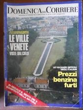 Domenica del Corriere n°33 1973 Ettore Muti Paul Getty III Tuffi di VIP [G110D]