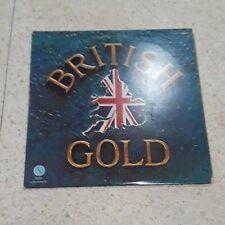 British Gold Original Vinyl Record LP U-456