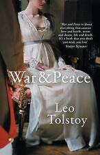War and Peace (Penguin Hardback Classics), Tolstoy, Leo, Very Good Book