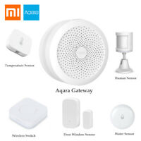 Aqara Wireless Smart Home Kits Wireless Temp Humidity Sensor Door Window Sensor