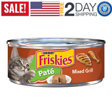 Purina Friskies Canned Wet Cat Food - (24) 5.5 oz. Cans NEW