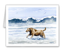 Chesapeake Bay Retriever Set of 10 Note Cards With Envelopes