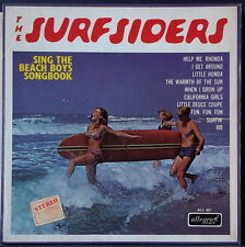 THE SURFSIDERS - SING THE BEACH BOYS SONGBOOK UK 1ST PRESS GREAT COND EXTRA RARE