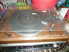 Vintage Pioneer Pl 512-Xd Turntable record Player