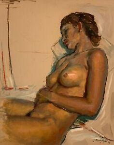 Nude Figurine - Joseph Traboulsi