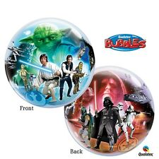 Star Wars Bubble Balloon (56 cm 22 inch) different images front and back