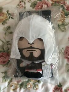 """Assassins Creed Ezio Large Plush Toy ~ New & Sealed ~ Approx 12"""""""