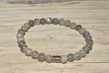 Labradorite Bracelet Crystal 6mm Stone Quartz Healing Unisex Premium Quality