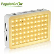 PopularGrow 300W Full Spectrum LED Grow light Indoor Plant Veg Hydroponics lamp