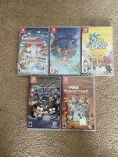 NBA 2K Playgrounds 2 Nintendo Switch And Four Other Brand New Factory Sealed