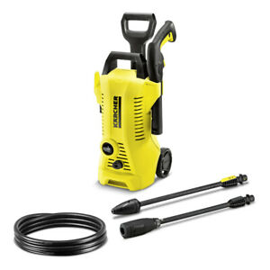 KARCHER K2 POWER CONTROL PRESSURE WASHER NEW 2021 MODEL EXTRA YEAR WARRANTY