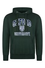 New Unisex Oxford University  Printed Pull Over Hoodie - Official Licence Brand