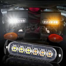 Led Flashing Strobe Rock Light Kit Underglow Lamp Offroad Truck Wireless Control