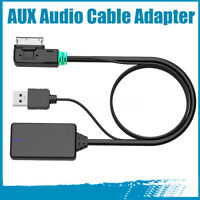 AUX Audio Cable Adapter For Audi VW AMI MDI MMI blue-tooth 4.0 Music Interface