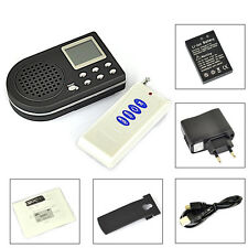 Outdoor Hunting Bird MP3 PLAY Bird Caller Predator Caller With Remote Control