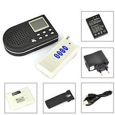 BORUiT Wirelesss LCD Bird Caller Remote Control Sports hunting Bird Mp3 1800mAh