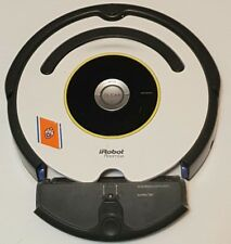 iRobot Roomba 620 Robotic Vacuum Cleaner AS-IS
