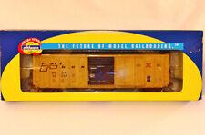 RAILBOX 50' P-S BOX CAR ATHEARN HO READY TO ROLL RD# 35258 KIT# 92900 NEW IN BOX