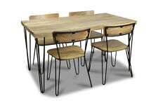 Light Vintage Dining Table Vin9l